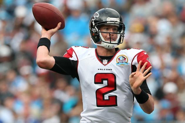 Atlanta Falcons: Matt Ryan Highlights Easy Fix During Carolina Panthers Loss