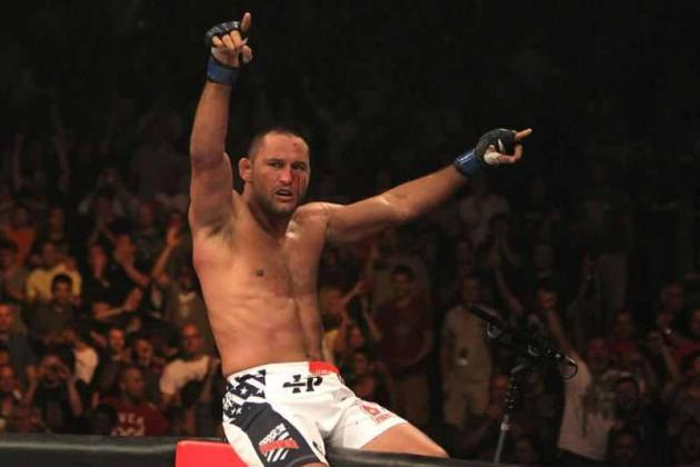 UFC: Why Dan Henderson Should Be Fighting Jon Jones, Not Chael Sonnen