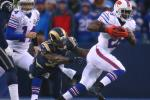 C.J. Spiller Frustrated by Lack of Touches in Buffalo