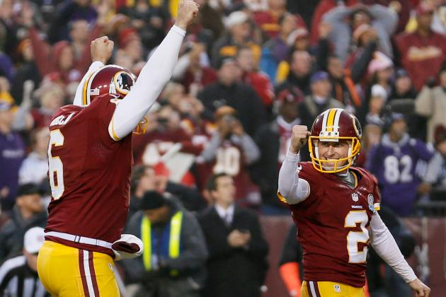 Washington Redskins: Updating the Playoff Picture After Week 14