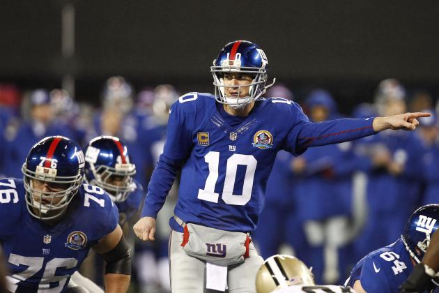 Giants vs. Falcons: TV Schedule, Live Stream, Spread Info, Game Time and More