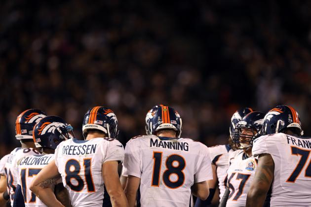 Broncos vs. Ravens: TV Schedule, Live Stream, Spread Info, Game Time and More