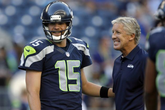 Pete Carroll: Matt Flynn Just Needed to Throw the Ball