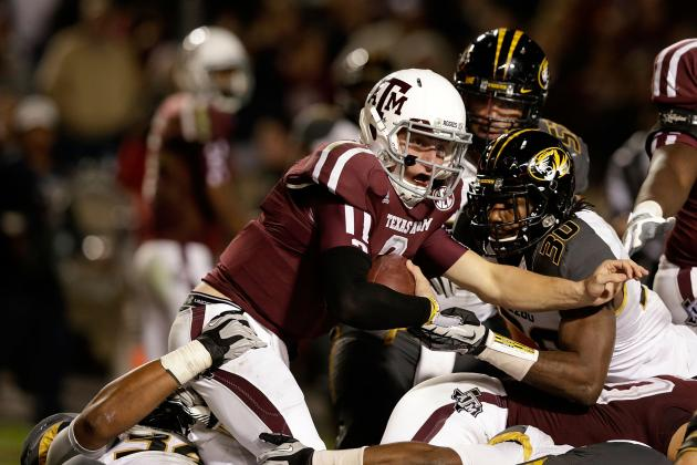 Johnny Manziel: Will Heisman Trophy Winner Flop in 2013 Cotton Bowl vs Oklahoma?