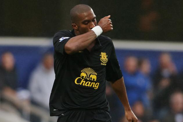 Sylvain Distin: Everton Not Thinking About Champions League Qualification