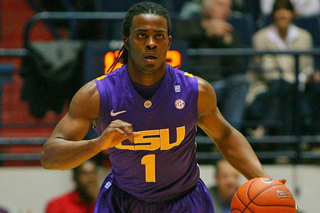 LSU Suspends Guard Hickey for Rules Violation