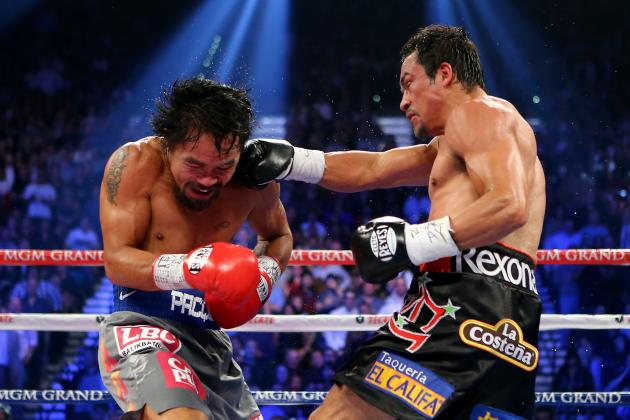Pacquiao Undergoes Postfight Scan, Ruled OK