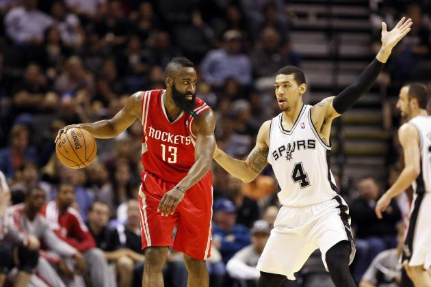 San Antonio Spurs vs. Houston Rockets: Preview, Analysis and Predictions