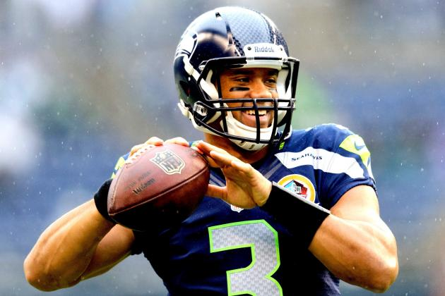 Russell Wilson Should Lead Rookie of the Year Debate after Week 14