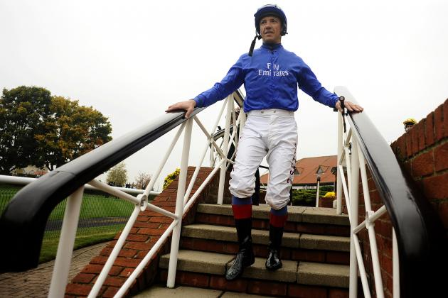 Frankie Dettori Vows to Rebuild Reputation