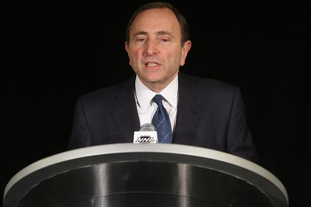 Report: NHL to Cancel Games Through Dec. 30
