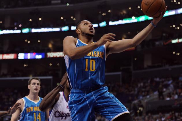 NBA Rumors: Latest on Eric Gordon, Jose Calderon and More Buzz Around the League