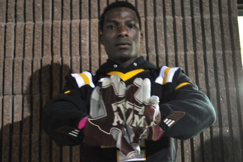 Ricky Seals-Jones to Texas A&M: Aggies Land Top-Ranked Football Recruit