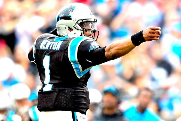 Falcons vs. Panthers: Cam Newton Continues to Grow in Carolina's Big Win