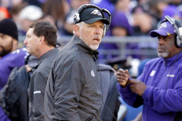Reports: Ravens Fire Offensive Coordinator Cam Cameron