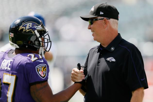 Ravens Dismiss Cam Cameron, Jim Caldwell Will Step in