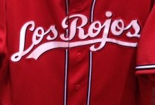 'Los Rojos' to Be Reds' Alternate Jersey