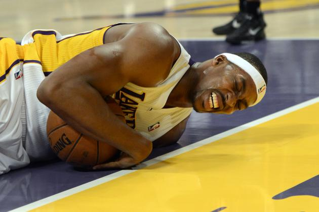 It's Officially Time for the LA Lakers to Hit the Panic Button