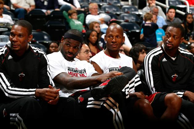 Heat May Be Forced to Break Up Superstar Core Due to Upcoming Payroll Taxes