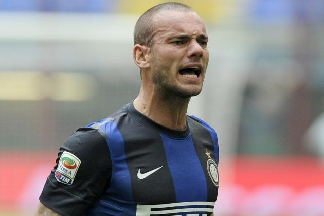 Manchester United Transfer News: Latest Updates on Wesley Sneijder and More