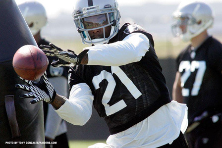 Report: Raiders to Release CB Ronald Bartell