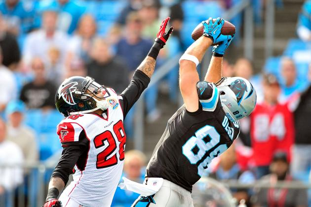 How the Panthers Beat the Falcons
