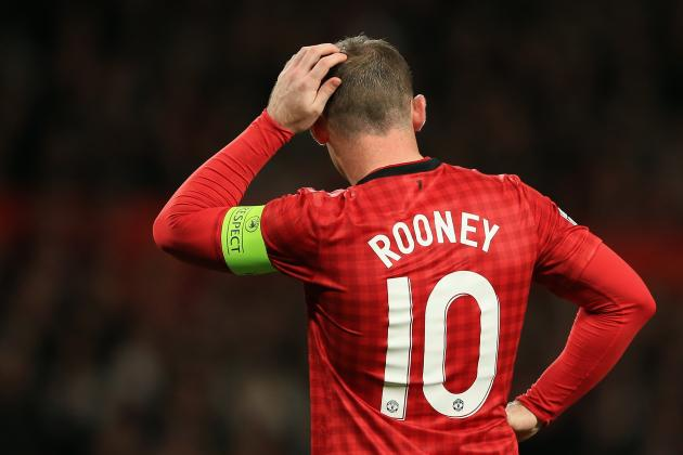 Wayne Rooney: Brilliant Derby Display Underlined Why He Is the EPL's Best Player