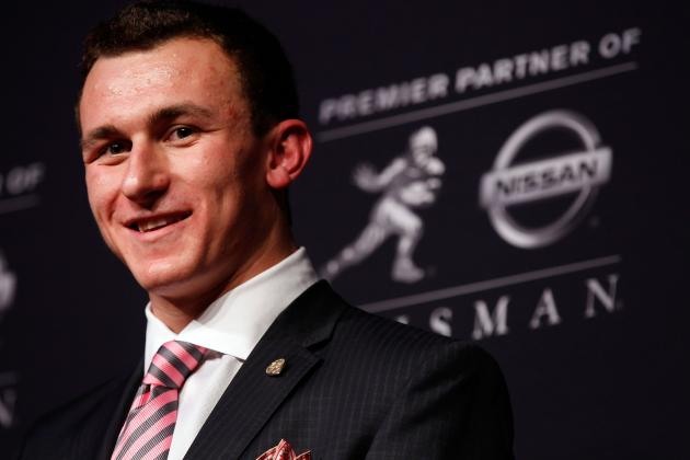 And the Heisman Goes To..