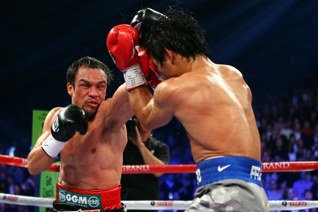 Pacquiao Stunned by Marquez