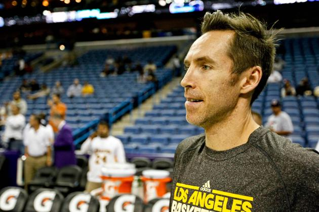 Mike D'Antoni Says It's Possible Steve Nash Could Return on Trip