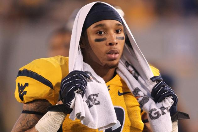 Stedman Bailey: NFL or WVU?
