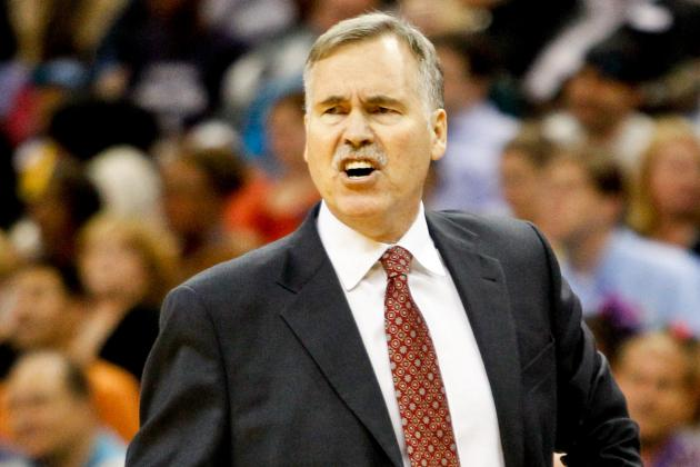 D'Antoni: Lakers Need a Gut-Check Moment