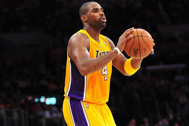 Upheaval in L.A. Doesn't Faze Former Cleveland Cavalier Antawn Jamison