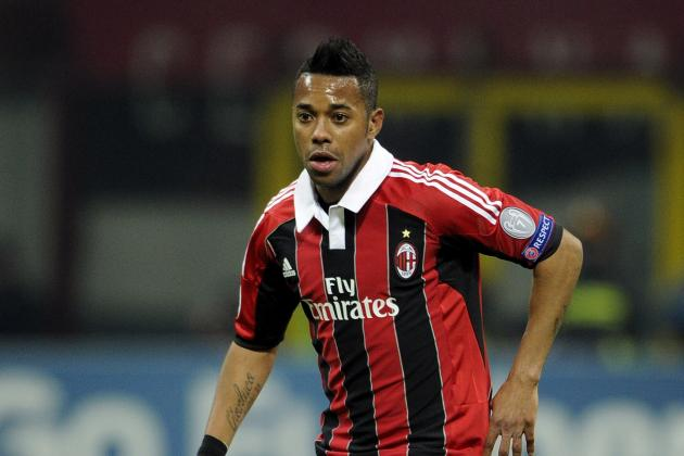 Robinho: Assessing His Form for AC Milan and Can He Be a Factor at Brazil 2014?