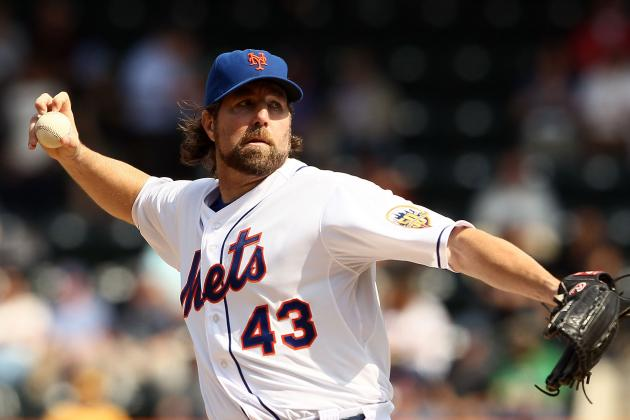 RA Dickey, Mets Asking Price Remains High