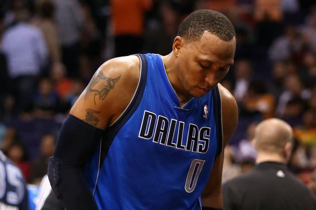 Shawn Marion Is Game-Time Decision vs. Kings