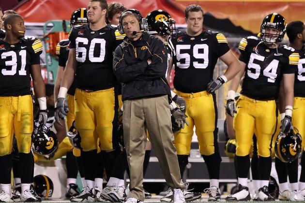 With No Bowl, Iowa Coaches Focus on Recruiting, Development