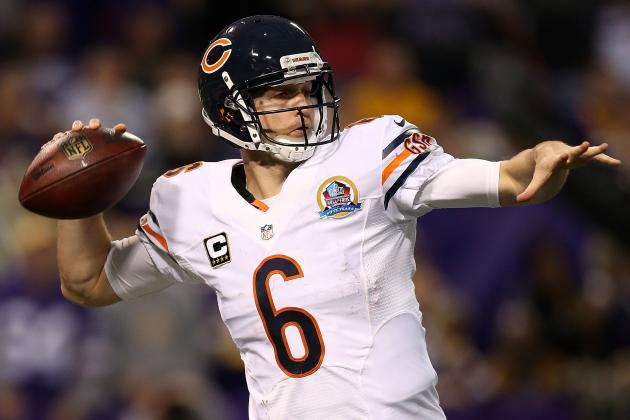 Jay Cutler: Week 15 Fantasy Football Outlook for Injured Chicago Bears QB