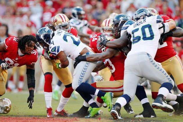 49ers-Seahawks Flexed to Sunday Night Football