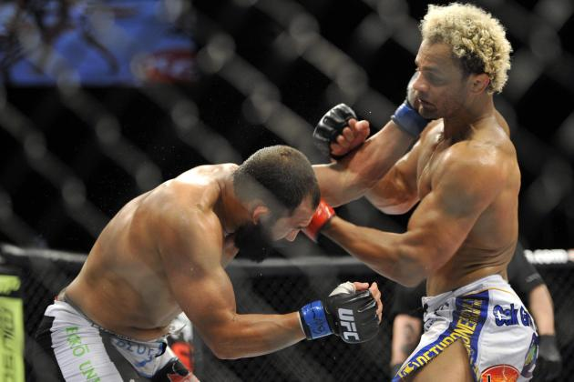 UFC on FOX 5 Results: Josh Koscheck Calls out Rory MacDonald