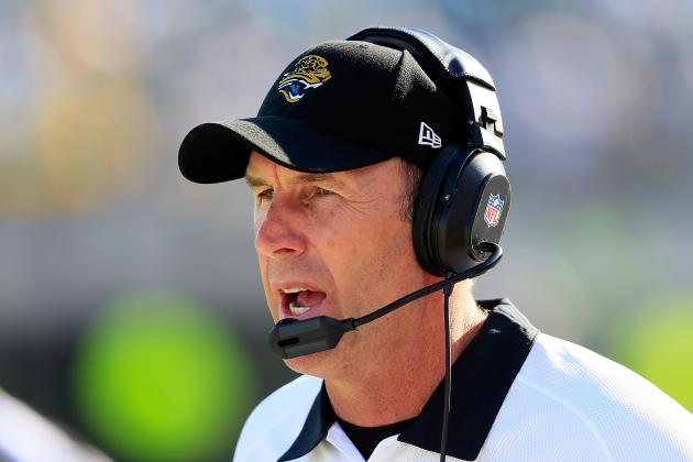 Jaguars Coach Mike Mularkey Hospitalized for Illness
