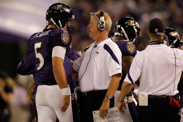 Without Cam Cameron, We'll Know What the Ravens Truly Have in Joe Flacco