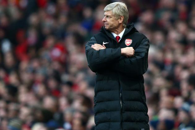 Arsene Wenger Plays Down Arsenal's Transfer Activity