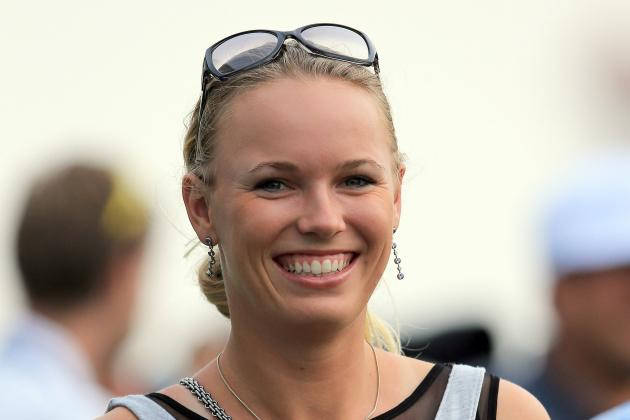 Wozniacki Makes Fun of Serena Williams (VIDEO)