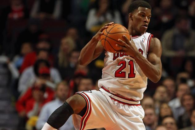 Bulls Swingman Jimmy Butler Earning Crunch-Time Minutes  with His 'D'