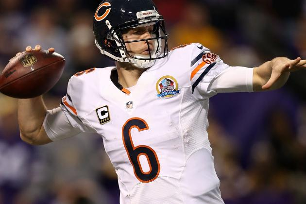 Jay Cutler: I 'should Be Ready to Go' Against Packers