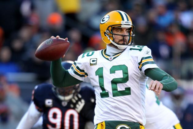 Green Bay Packers: Rodgers Likes to Bear Down Against Chicago