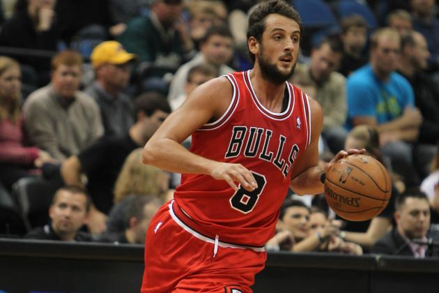Debate: Should Marco Belinelli Remain the Starter When Hamilton Returns?