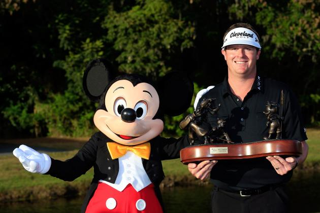 Start of PGA Tour's 2013-14 Schedule Released; No Disney