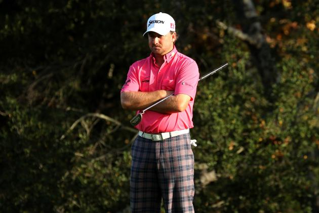 Graeme McDowell Says Freak Hand Injury Due to Sleepwalking